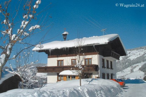 Foto Appartementhaus Hasler im Winter